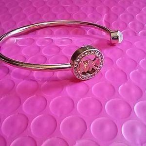 Mk cuff bracelet
